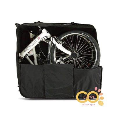【CoLove咖樂單車】LOTUS 折疊車攜車袋 / 附滾輪 / 加大版 / 20吋 / LCF078