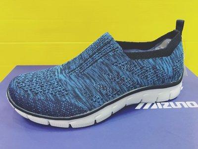 SKECHERS 女 運動系列 休閒鞋 EMPIRE ROUND UP 編織鞋 透氣 12419NVBL 藍黑 現貨