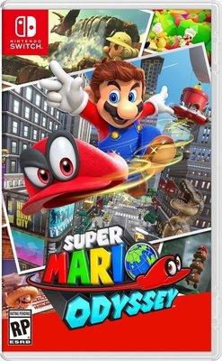 【飛鴻數位】(現貨) Switch 超級瑪利歐 奧德賽 中文版Super Mario 『光華商場自取』
