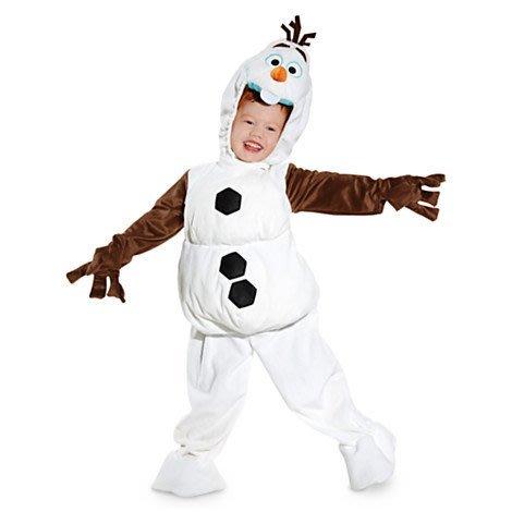 妍媽咪兒童禮服出租~迪士尼新雪寶 DISNEY FROZEN  Olaf造型服~萬聖節表演走秀