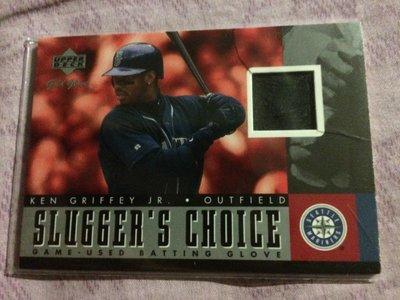 小葛瑞菲 MLB 打擊手套卡