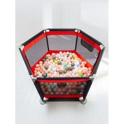 海淘吧~寶寶柵欄防護欄兒童防摔遊戲圍欄嬰幼兒室內學步安全爬行墊家用fs4521