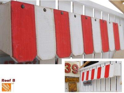 ZAKKA鄉村風屋簷壁架(窗台壁櫃花台花架百葉窗籬笆廣告POP婚禮佈置IKEA木工黑板DM架小木屋百葉窗衣帽架燭台多肉