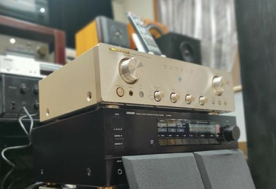 日本製 極品 馬蘭士 Marantz PM6100SA 高階美聲雙聲道綜合擴大機 [有遙控器] 面板有小傷不介意再下標