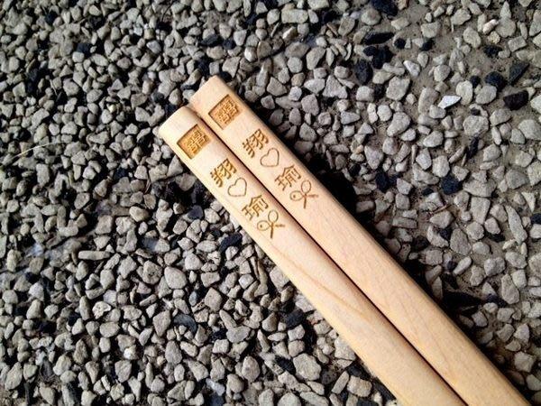 竹藝坊~檜木筷組合,婚禮小物。姐妹禮,畢業禮。來店禮。活動贈品(可刻字)