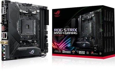 【ASUS華碩】ROG STRIX B550-I GAMING 主機板 ITX最強主板『高雄程傑電腦』