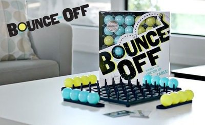骰子人桌遊-(超優惠)歡樂彈跳球 標準版Bounce Off Sequence(英)入門款 Mattel