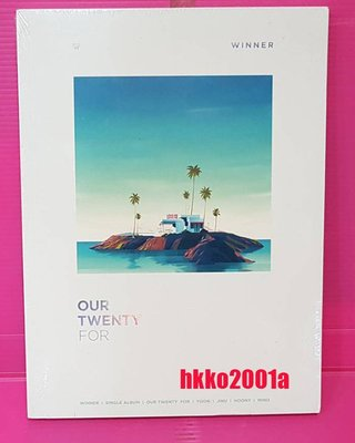 WINNER [ OUR TWENTY FOR 單曲 ] -hkko2001a-2nd Single Album