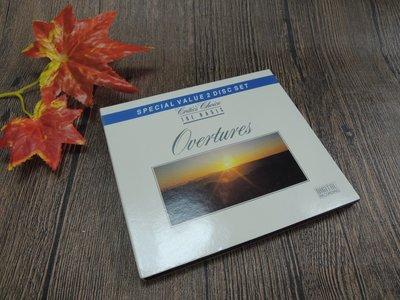 Q2002-早期二手2CD-美製】莫札特等序曲精-Critic's Choice:The Basic Overtures