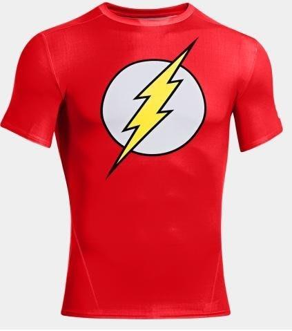 【戶外風】UNDER ARMOUR 英雄系列男子強力伸縮型短袖T恤【 7折 】要買要快!