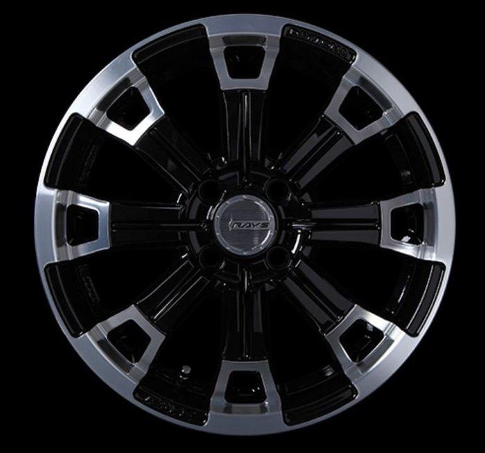 DJD19051745 日本正RAYS KCX 15-16吋 鍛造鋁圈 輕量化 依當月報價為準