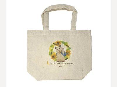 ::BonChu:: 助六的日常 日本限定 帆布包 助六 倉鼠 購物袋