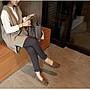時髦V領中長款背心針織衫 馬甲 萌蔓物語【KX2346】韓氣質女上衣
