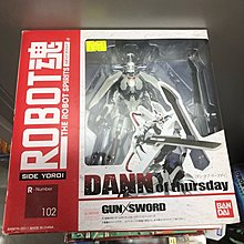 Robot魂 Gun x sword Dann of Thursday