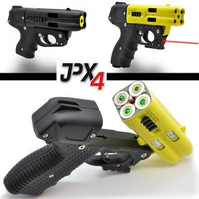 (Speed千速^_^)新款Piexon - JPX4 LE 執法版 - 四管戰術槍型噴射保鑣 (雷射版)