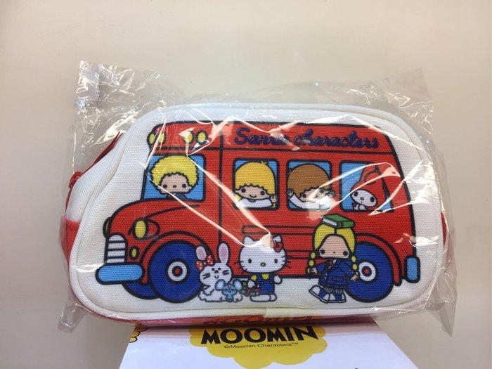 Sanrio三麗鷗70年代系列筆袋化妝包(日本帶回來)