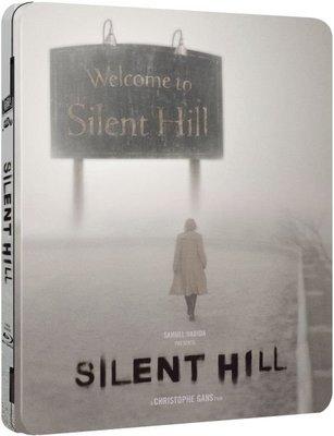 毛毛小舖--藍光BD 沉默之丘 Silent Hill 限量鐵盒版