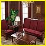 一座一靠紅木椅墊老板椅實木沙發墊防滑...
