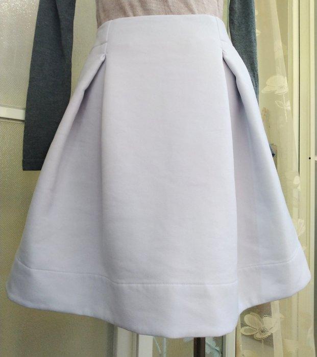 德國名牌JIL SANDER紫藕色蓬裙 ~原價約2萬台幣