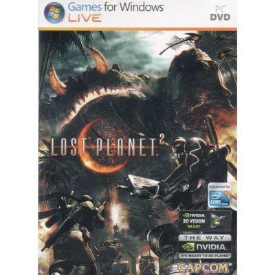 【傳說企業社】PCGAME-Lost Planet 2 失落的星球2(英文版)