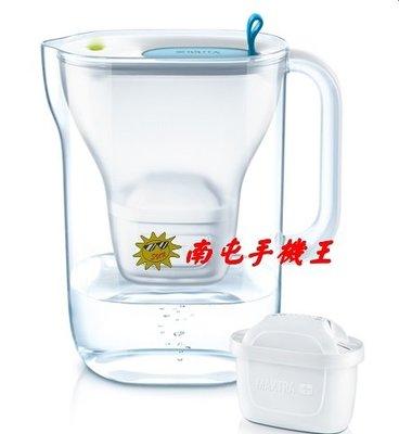 {{南屯手機王}} 德國BRITA Style 3.6L純淨濾水壺 藍色 【直購價】