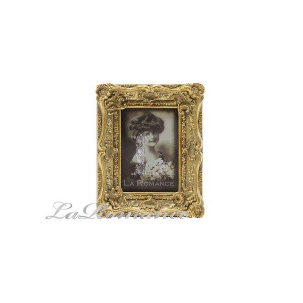 【芮洛蔓 La Romance】Mindy Brownes 公主系列小巧相框 / 相片 / 紀念日 / 畢業禮物 / 送禮