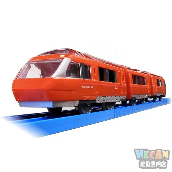 PLARAIL鐵道王國 S-52 小田急電車 GSE 70000形 88794