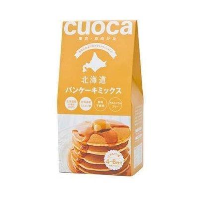 Cuoca北海道鬆餅粉 使用北海道麵粉,不添加任何香料, 吃到真正的健康又美味~ 吃得到麵粉原味清香喔!