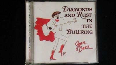 齊豫瓊瓊拜Joan Baez 鬥牛場演唱會 - Diamonds and Rust in the Bullring 荷版