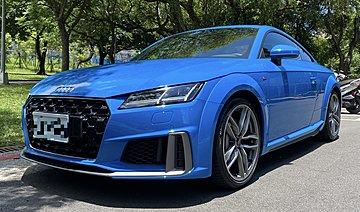山路痴漢 2021 Audi TT 跑格駕馭版 小改款