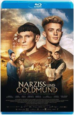 【藍光影片】納爾齊斯與歌爾德蒙 / NARZISS UND GOLDMUND (2020)