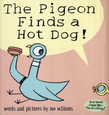 *小貝比的家*THE PIGEON FINDS A HOT DOG!/平裝/3~6歲/ 幽默 Humor