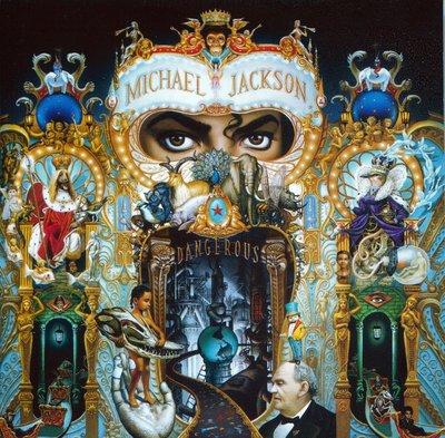 Michael Jackson: Dangerous 【1991年、美版、片優】