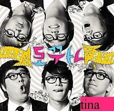 Super Junior 韓國原版單曲 Super Junior T First Single -全新未拆-利特希澈強仁神童銀赫晟敏