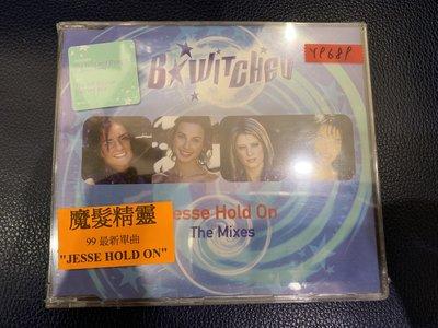*還有唱片行*B WITCHED / JESSE HOLD ON 全新 Y9689 (69起拍)