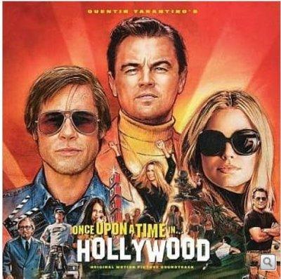 從前,有個好萊塢-電影CD原聲帶 (進口)全新正版 2019/9/17日發行