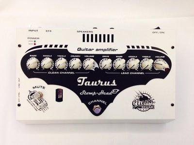 立昇樂器 Taurus Stomp-Head 2.CL 踏板型音箱頭