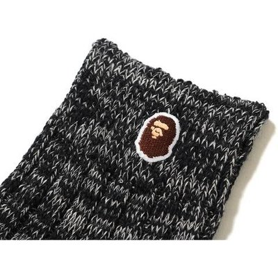 ☆AirRoom☆【現貨】 A BATHING APE BAPE MELANGE ANKLE SOCKS 短襪 襪子