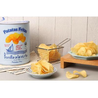 =韓國爆紅 油漆桶洋芋片= Bonilla a la vista 洋芋片 低油鹽 西班牙 西班牙洋芋片 正品