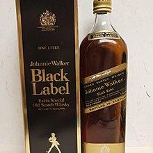 Johnnie Walker Scotch Whisky 尊尼獲加金頭威士忌 1000ml