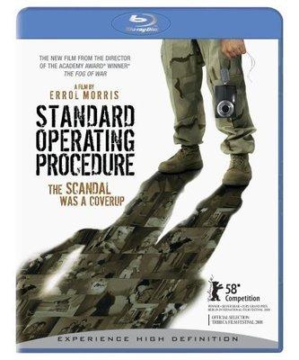 BD 全新美版【標準流程】【Standard Operating Procedure】Blu-ray 藍光