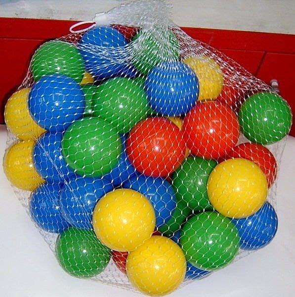 @企鵝寶貝二館@遊戲球100顆球 球屋球.彩球.小球-台灣製CE認證*2