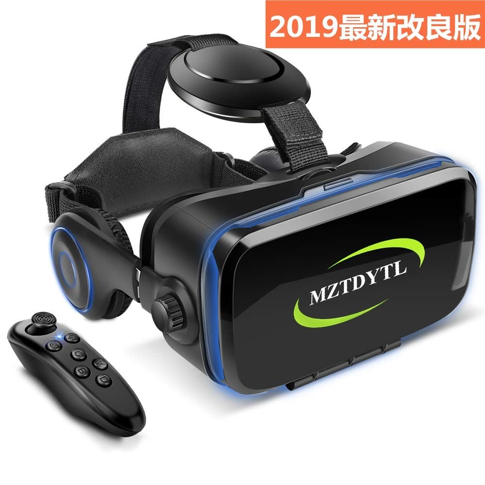 《FOS》日本 MZTDYTL VR 虛擬實境 3D眼鏡 護目鏡 影片 遊戲 iPhone Android 秋葉原 熱銷