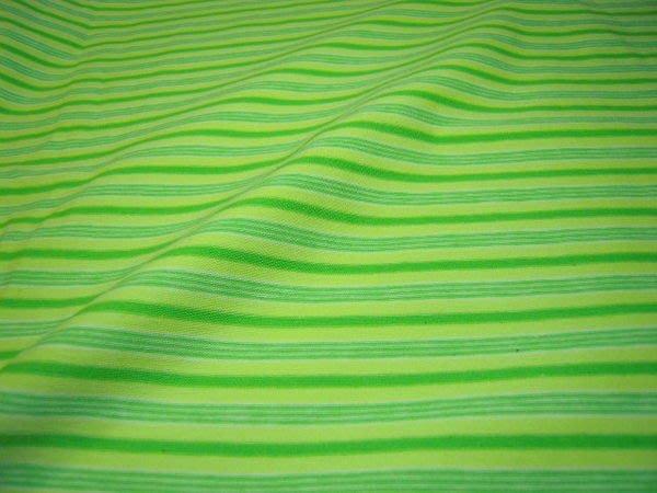 ※布箱子※純棉萊卡針織條子布(K87A-12)ㄒ恤.貼身內著.孕婦裝.韻律服裝用布.彈性超好