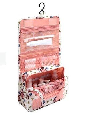 【蘑菇小隊】大容量男女士出差旅游旅行防水洗漱包梳洗包洗漱用品收納袋化妝包-MG17459