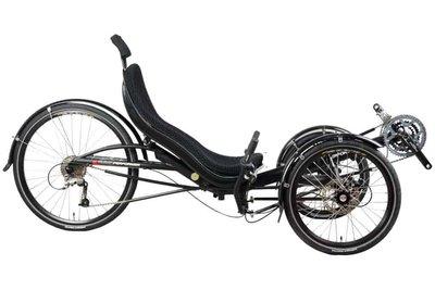 ☆政點☆005全新 PERFORMER Trike-F 三輪折疊式斜躺車