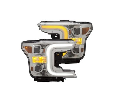 =1號倉庫= ANZO LED 尾燈 可切換 18-19 Ford F-150
