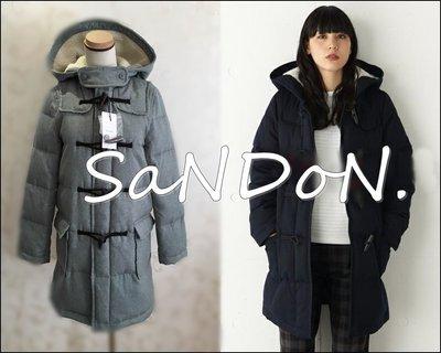 山東:MOUSSY日本專櫃獨家限定 厚實費工保暖牛角扣長版大衣外套 只有一件 SLY SNIDEL 韓妮 161124