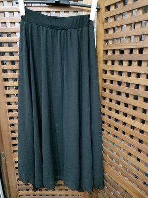 天使熊雜貨小舖~黑紗內搭褲 尺寸:XL  全新現貨