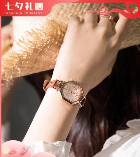 888利是鋪-julius手表女學生時尚網紅年新款韓版簡約防水石英女士表#手錶